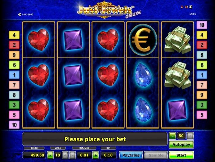 Дрогоценные камни играть в автомат онлайн