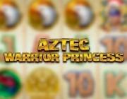 Игральный аппарат Aztec Warrior Princess