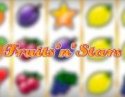 Игровой слот Фрукты и Звезды