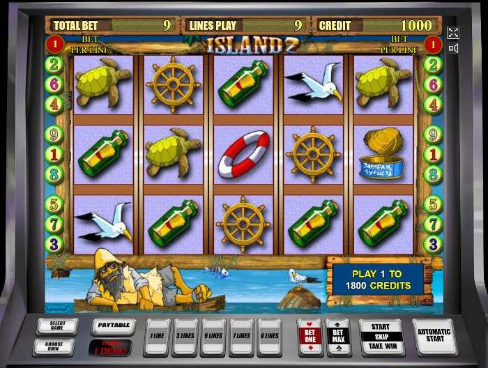 Играть в автомат Остров 2